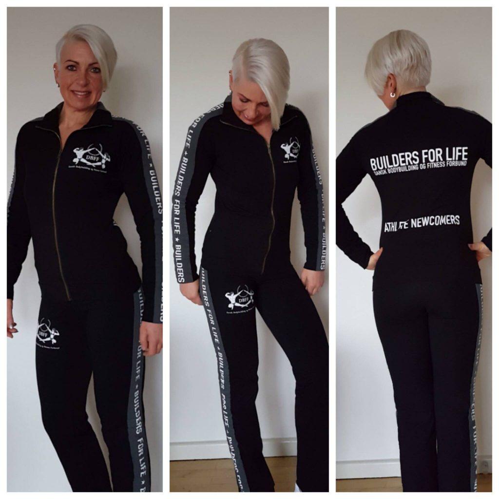 Irene Møllegaard blev syg som 33-årig. Til juni 2016 bliver hun 40, har tabt 31 kg og er fit for fight.